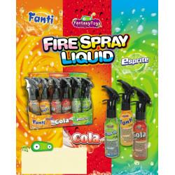 Fire Spray Liquide x 24 unités