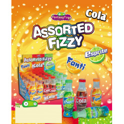 Assorted Fizzy x 24 unités