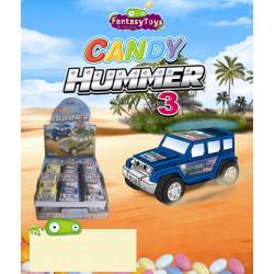 Candy Hummer 3 - Candy x 12 unités