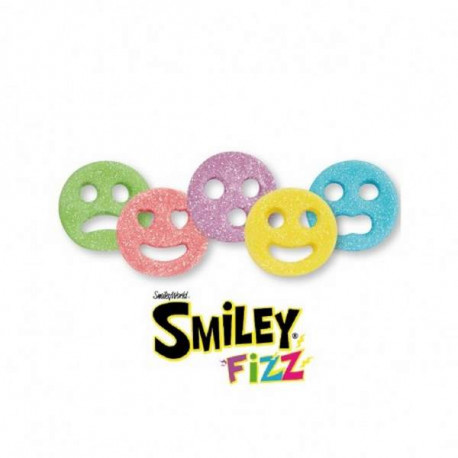 Smiley Fizz sac de 2 kg Lutti