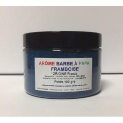 Arôme barbe à papa Framboise Pot 100 Grs