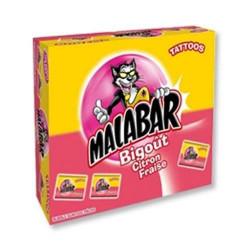 Malabar Bigoût Citron/Fraise Boite de 200 pièces