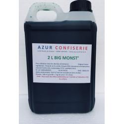 Concentré Big Monst' pour granité 2 litres