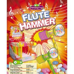 Flûtes Hammer Candy x 12 unités
