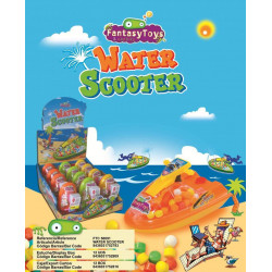 Water Scooter Candy x 12 unités