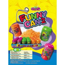 Funny Can 2 x 24 unités