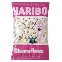 Chamallows L'original Haribo tubo de 210