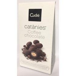 Cudié Catanies Chocolate au Café Boite de 80 grs