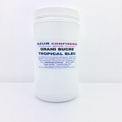 Arôme Poudre pour granité Prêt à l'emploi Tropical Bleu 1 Kilo