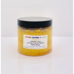 Arôme barbe à papa Ananas Pot 100 Grs