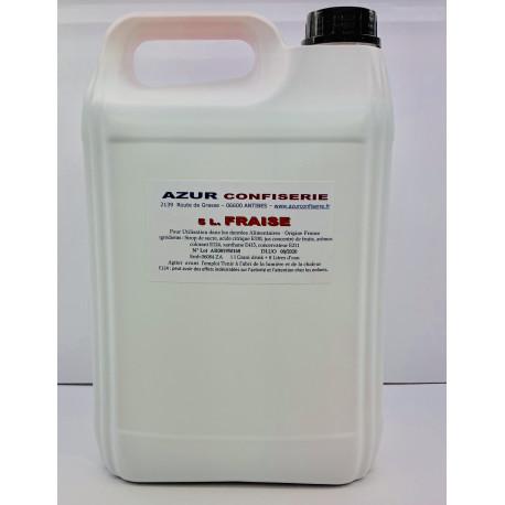 Grani Drink Fraise pour granité Prêt à l'emploi 5 litres