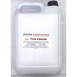 Grani Drink Thé Pêche pour granité Prêt à l'emploi 5 litres