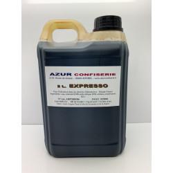 Concentré Expresso pour granité 2 litres