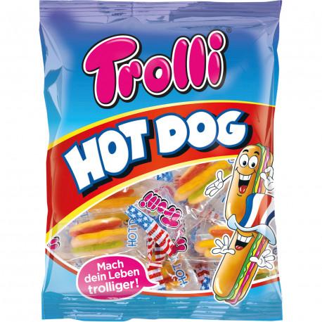 HOT DOG Sachet de 15 X 10g Trolli