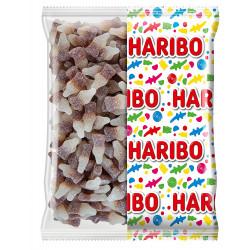 Bouteille Mistral PIK cola Haribo sac de 2 kg