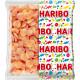 Peaches Haribo Sachet vrac de 2 kg