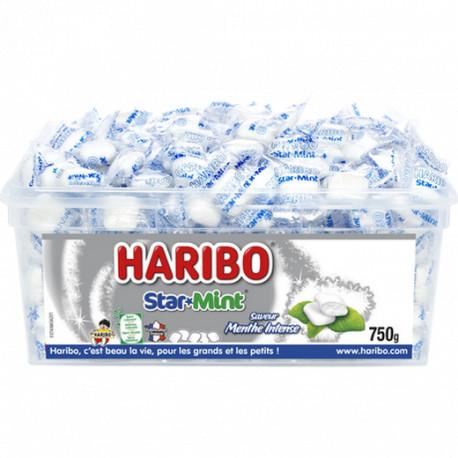 Starmint Haribo Boite 750 g