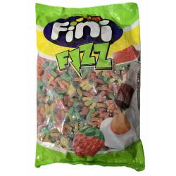 Poulpes Acidulés Halal Fini sac de 2 kg (300 pièces)