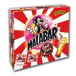 Malabar Cola Boite de 200 pièces