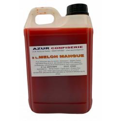 Concentré Melon Mangue pour granité 2 litres