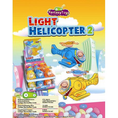 Light HELICOPTER x 12 unités