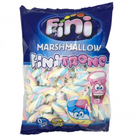 Finitronc Twist Marshmallow 125 piéces