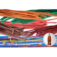 Cables Cola Acidulés - Luna-Park Cables 67 cm carton de 100 pièces