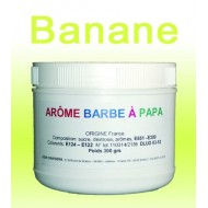 Arôme barbe à papa Banane 300 Grs