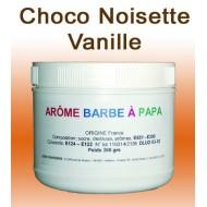Arôme barbe à papa choco-noisette-vanille 300 Grs
