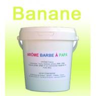 Arôme barbe à papa Banane 480 Grs
