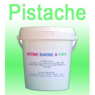 Arôme barbe à papa Pistache 480 Grs
