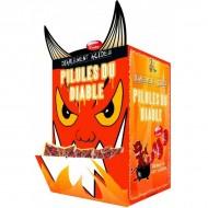 Pilules du diable Cola - Présentoir de 250 pièces